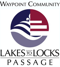 A Waypoint Community in Lakes to Locks Passage